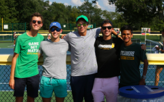 Tennis celebrates successful past years