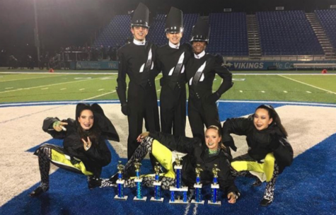 Color Guard clinics captivate new members