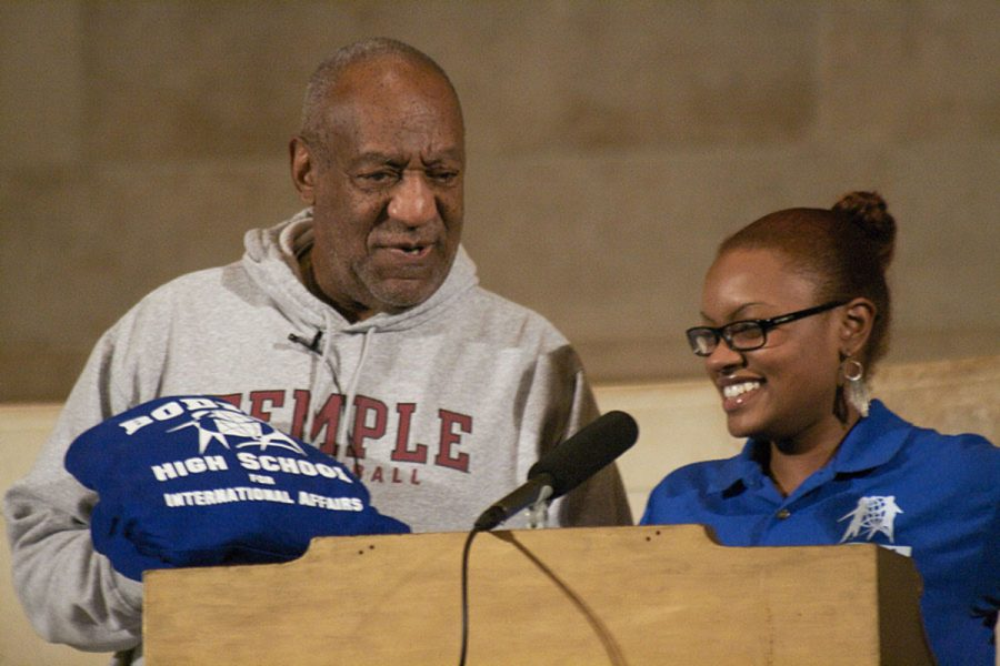 JUSTICE.+Many+are+applauding+Bill+Cosby%E2%80%99s+guilty+verdict.+Some+criticize+the+prison+sentence+for+being+too+short.+However%2C+reactions+to+Cosby%E2%80%99s+punishment+have+been+mostly+positive.+%22This+is+a+very+important+day.+Judgment+day+has+come%2C%22+said+Gloria+Allred+to+CNN.+