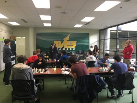 Chess competition continues