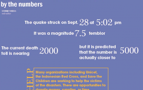 Earthquake, tsunami in Indonesia