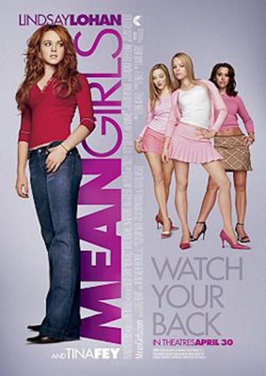 "THAT'S SO FETCH. ""Mean Girls,"" a popular film directed by Mark Waters features a new student, Cady Heron, who is bullied by the popular students. During the movie, she undergoes friendship and bullying problems. But, by the end of the movie, she solves her problems and makes peace with the bullies. ""Almost everyone has watched [""Mean Girls""] once, if not a couple times. It is just a go-to when you're with your girls,"" said Debasmita Kanungo, 11."