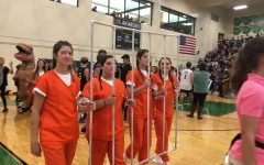 Seniors dress up, enjoy tradition