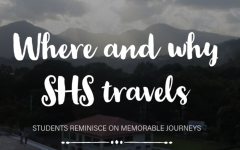 Where and why SHS travels