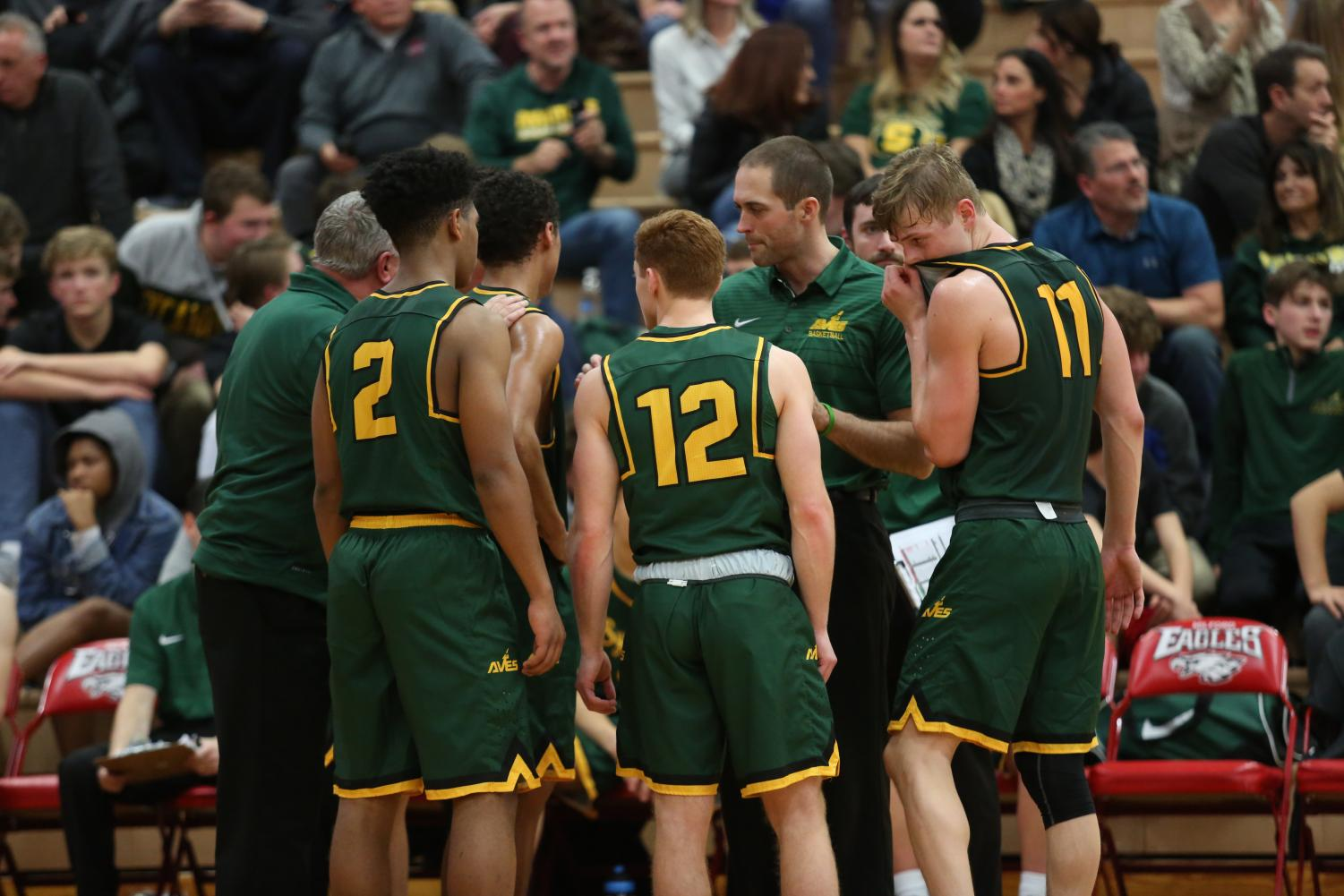 Varsity basketball starts season – The Leaf