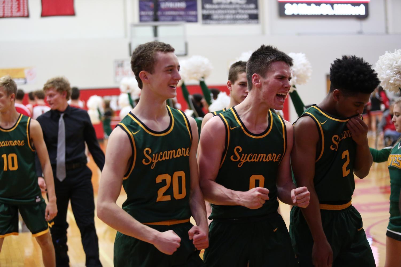 Varsity basketball starts season – The Leaf