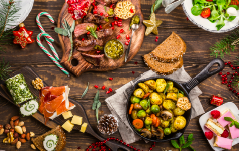 Favorite holiday foods poll