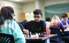 Chess season hits timer