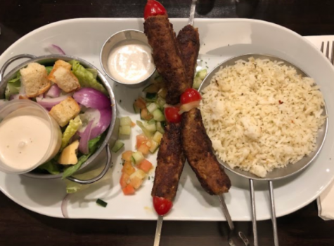 Kinneret Grill Review