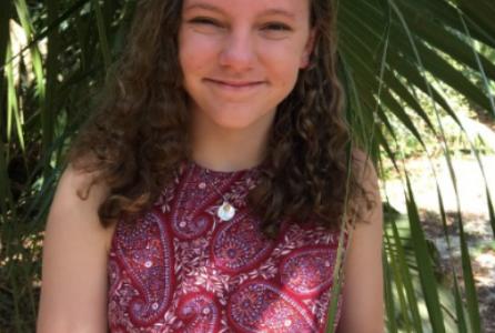 Grace Larrick, 10