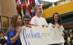 Students help Fashion for the Cure
