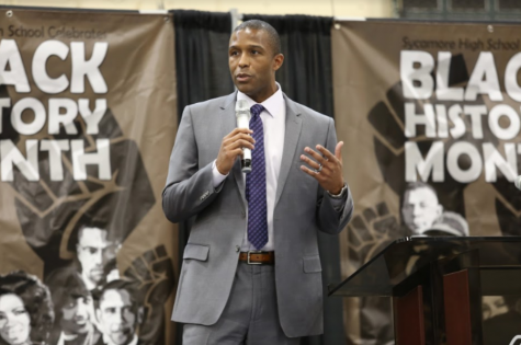 SHS celebrates Black History Month during assembly