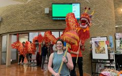 Students embrace Year of the Pig