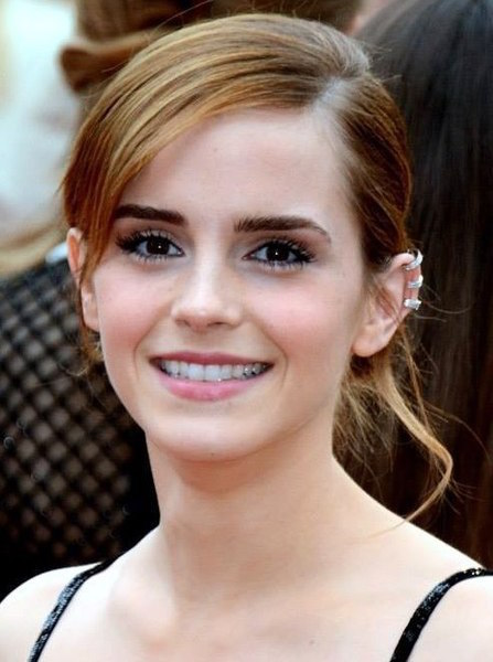 """LEVIOSA NOT LEVIOSAR. Emma Watson, now 28, at the 2013 Cannes Film Festival in Cannes, France to preview new films and documentaries from all around the world. The film festival was created in 1946 and will celebrate its 72nd festival in 2019. Watson's film """"The Bling Ring"""" was previewed at the 2013 festival. """"Young girls are told you have to be the delicate princess. Hermione taught them that you can be the warrior,"""" Watson said."""