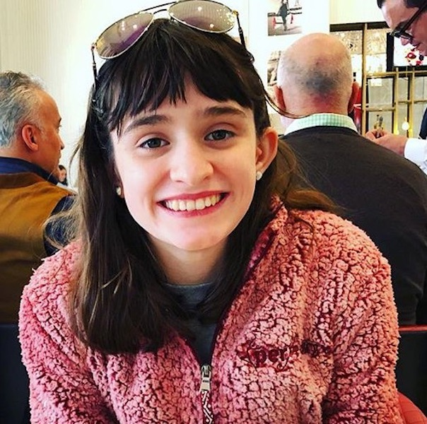 Juliet Horenziak, 9
