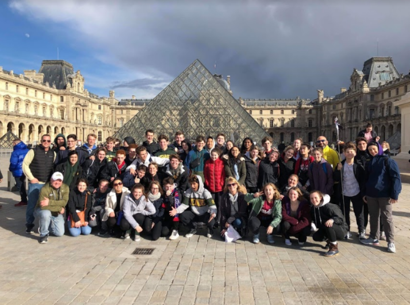 ADVENTURE.+Commonly+referred+to+by+students+as+%22the+best+trip+I%E2%80%99ve+been+on%2C%22+AP+Euro+students+had+the+chance+to+visit+France+and+Italy+over+spring+break.+Activities+included+sightseeing+major+tourist+attractions+such+as+the+Eiffel+Tower+and+living+out+the+true+Italian+experience+on+a+gondola+in+Venice.While+each+city+was+thoroughly+enjoyed%2C+many+students+had+a+favorite+out+of+the+five+visited.+%E2%80%9CMy+favorite+city+on+the+trip+was+Venice.+It+is+a+beautiful+city+and+I+loved+just+walking+around+with+my+friends+and+a+cone+of+gelato+by+the+canals+and+winding+streets%2C%E2%80%9D+said+Reagan+Becker%2C+10.
