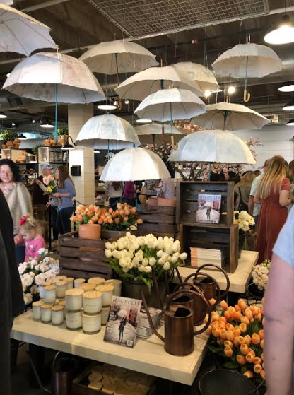 MAKE IT TO THE MARKET. Your trip is not complete without stopping by Magnolia Market at the SIlos. Upon entering the Market