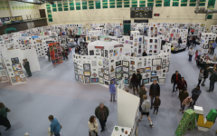 Sycamore families gather for art