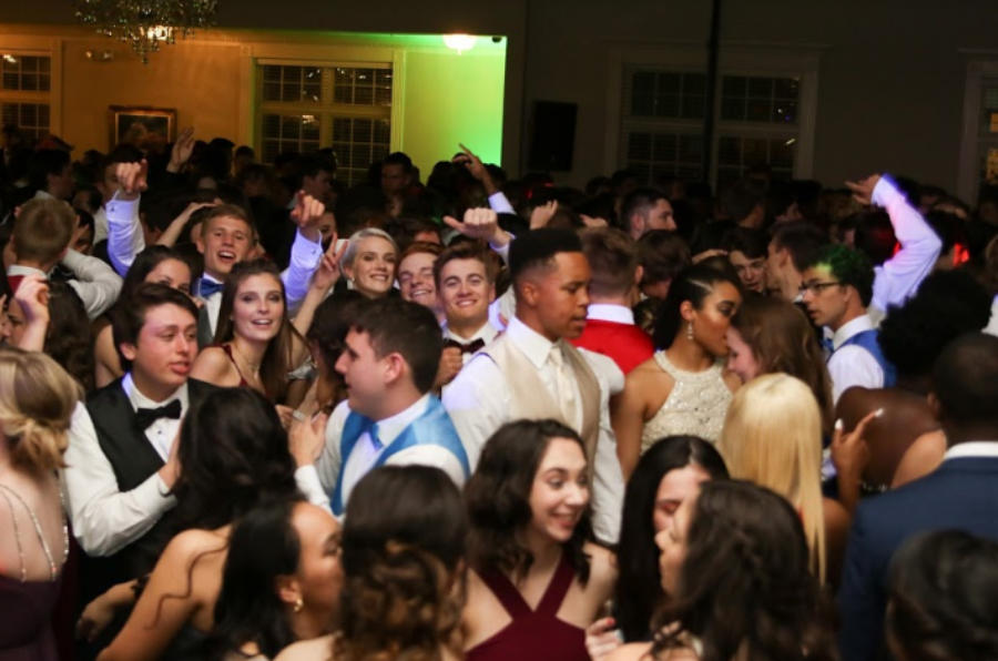 PROM. Often seen as a rite of passage for high schoolers, the night consists of getting together with friends for a good time, whether it be dancing, eating or more. In fact, getting ready for the event can sometimes be the most fun part of all.