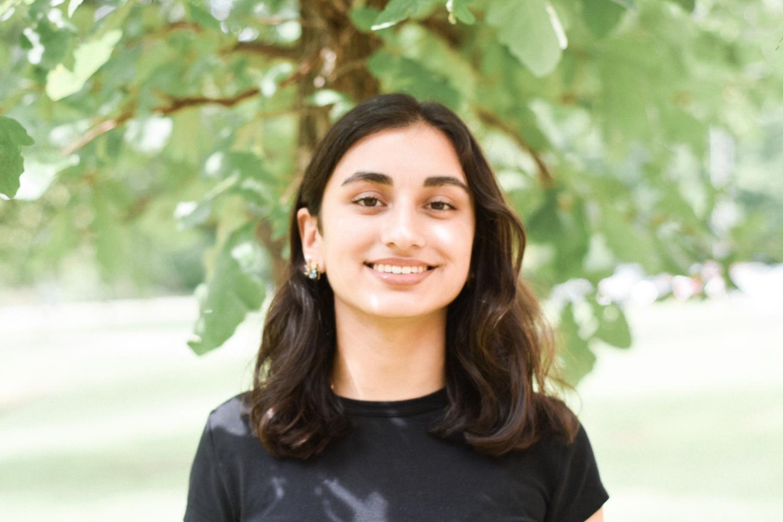 Anisa Khatana: Editor in Chief