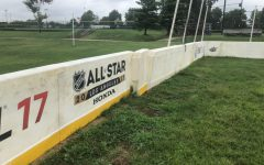 SHS lacrosse team rebuilds box arena