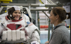 U.S. astronaut accused of first space crime