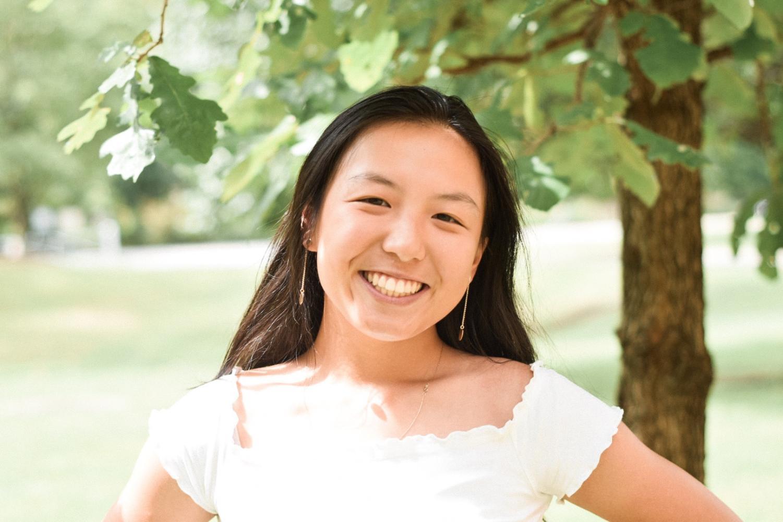 Grace Zhang: Assosciate Web Editor