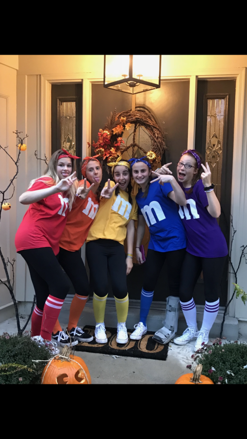GROUP COSTUMES. Get some of your friends and buy a costume perfect to dress up for Halloween whether it is for a party or going from door to door!