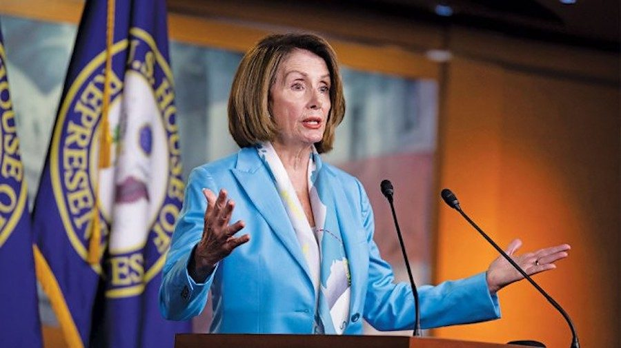 """IMPEACHMENT INVESTIGATION. On Sept. 24, Nancy Pelosi announced that the House of Representatives will be launching an investigation regarding potential unconstitutional acts of the president. Six committees will continue investigating until they find enough evidence to issue the articles of impeachment. """"I think the fact that—how speaker Nancy Pelosi hasn't yet in three years tried to impeach...The fact that she's doing it now means there must really be something—some solid evidence that could lead to a House impeachment,"""" said Ms. Hodel, SHS AP government teacher."""