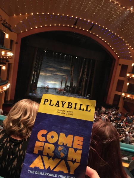 """""""Come From Away"""" review: kindness in the wake of 9/11"""