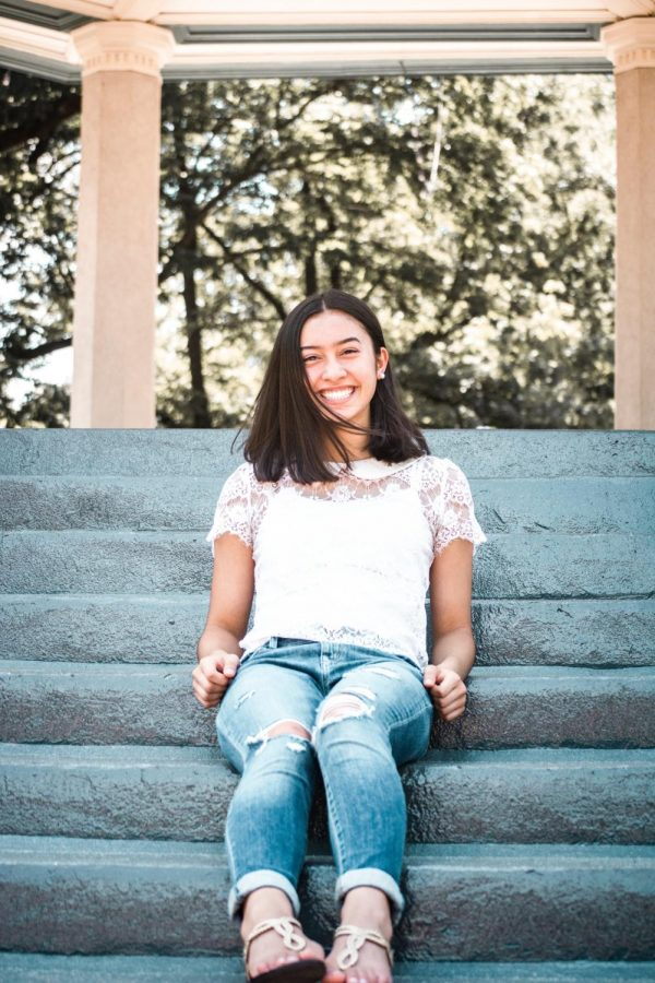 Samantha+Fernandez%2C+SHS+class+of+2019+and+current+freshman+at+Ohio+State+University.