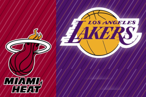 The NBA Finals kicks off tonight with the Los Angeles Lakers against the Miami Heat. This is LeBron James tenth finals appearance up against Jimmy Butler's first ever finals appearance. Will LeBron get his fourth championship or will he lose again and become 3-7 all time in the finals?