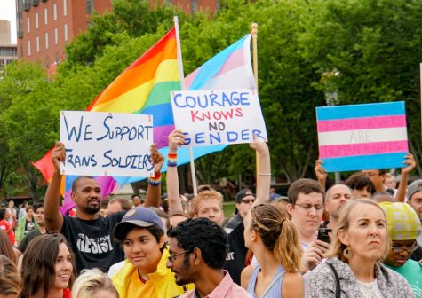 A GRADUAL CHANGE. A recent Gallup survey revealed that 1 in 6 Gen Z Americans identifies as part of the LGBTQ+ community, with about half of all LGBTQ+ Americans identifying as bisexual. The number of people within Gen Z identifying as part of the LGBTQ+ community compared to previous generations shows a significant deviation from the past, with around 15 percent of Gen Z being LGBTQ+ and other generations not even hitting double digits.