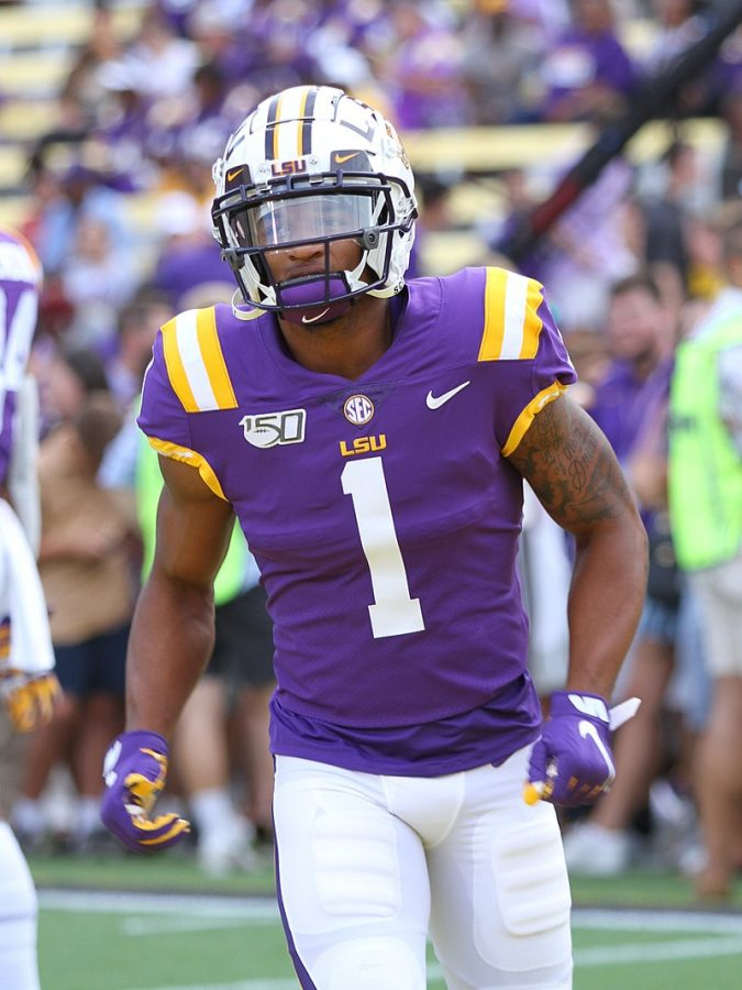 NFL Draft. The Bengals select receiver Ja'Marr Chase out of LSU with the fifth overall pick in the 2021 NFL Draft. The Bengals reunite Joe Burrow and Chase from their LSU playing days and look to make a big impact.